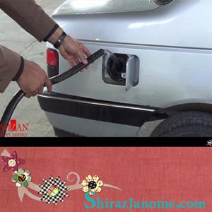 ساخت خودروي آبسوز توسط جوان نابغه ايراني