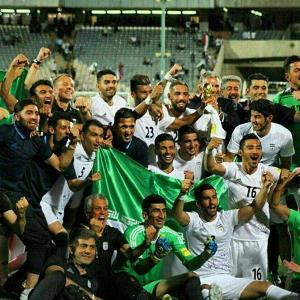 صعود ایران با رکوردی خارق العاده به جام جهانی فوتبال 2018 را به همه ايرانيان تبريك مي گوييم