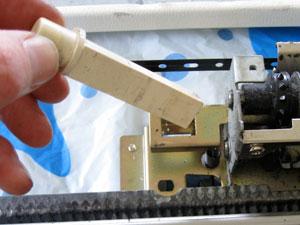 تعمیر ماشین بافندگی برادر